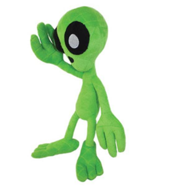 Albert Alien Mighty Dog Toy