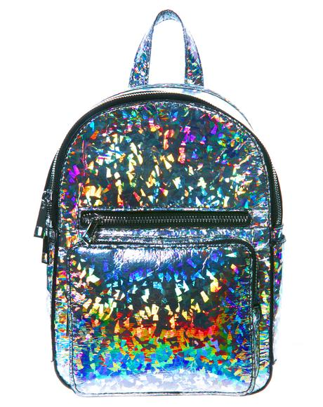Sparkle Party Mini Backpack