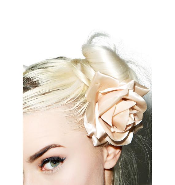 Sourpuss Clothing Rose Hair Clip