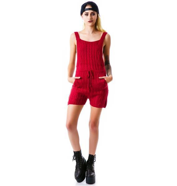 UNIF Overitalls Shorts