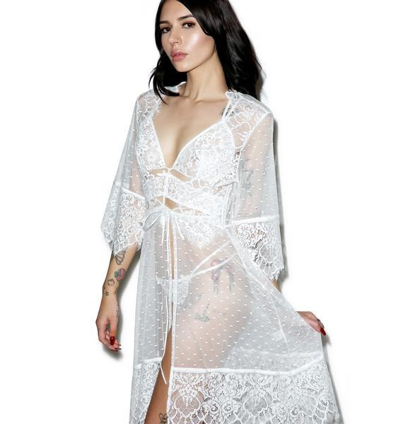 For Love & Lemons Vanity Robe
