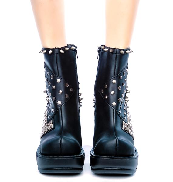 Demonia Sinister Boots