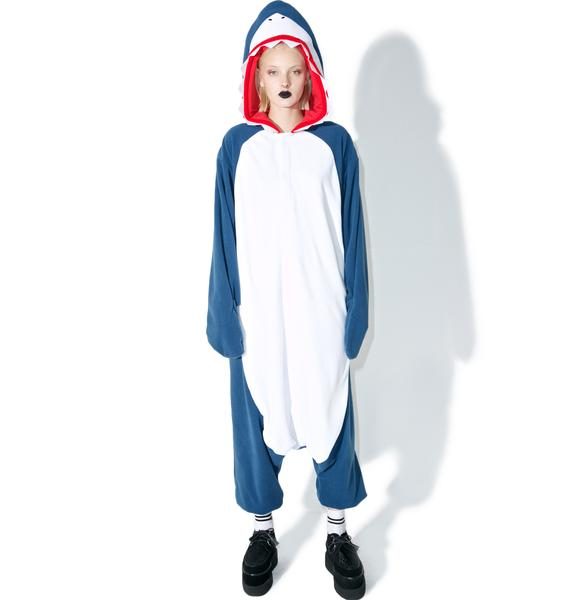 Sazac  Great White Shark Kigurumi