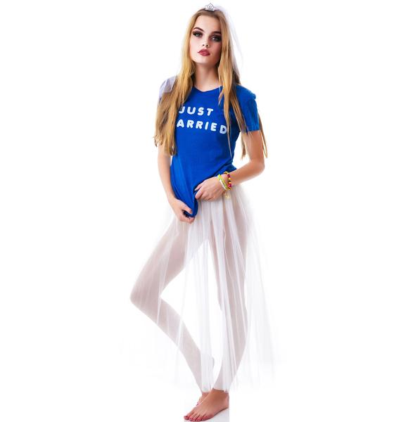 Wildfox Couture Just Married Tourist Tee