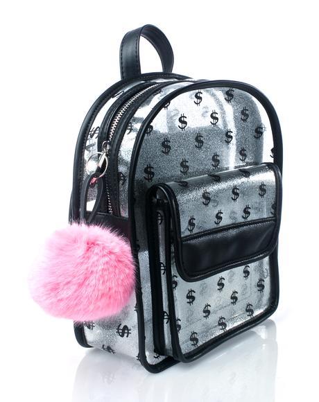 Dollar Dollar Backpack
