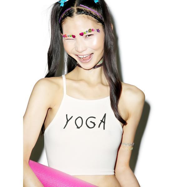 O Mighty Yoga Tank Top