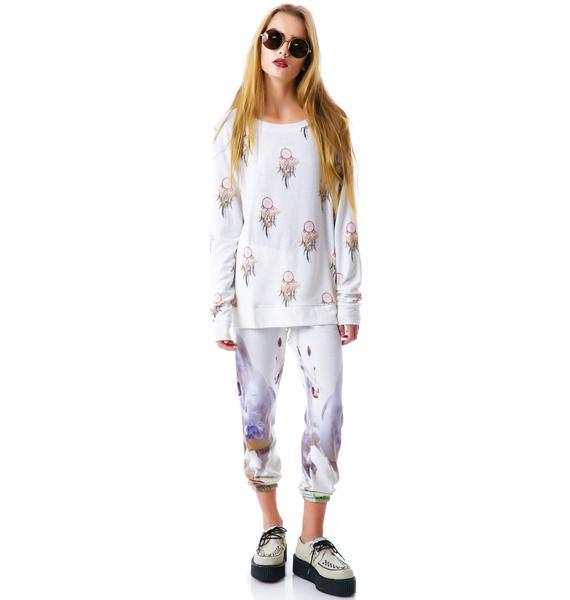 All Things Fabulous Catching Dreams Cozy Sweatshirt