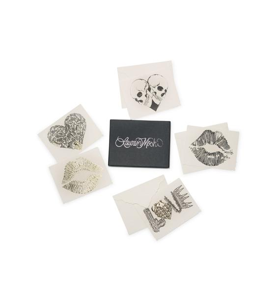 Lauren Moshi Love Box Set Of Cards