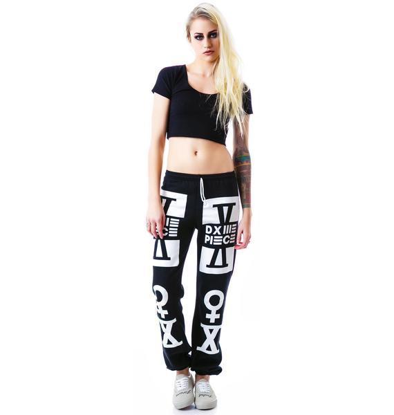 Dimepiece Femme Fatal Sweatpants