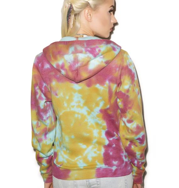 Young, Wild And Serene Trippin' Out Hoodie