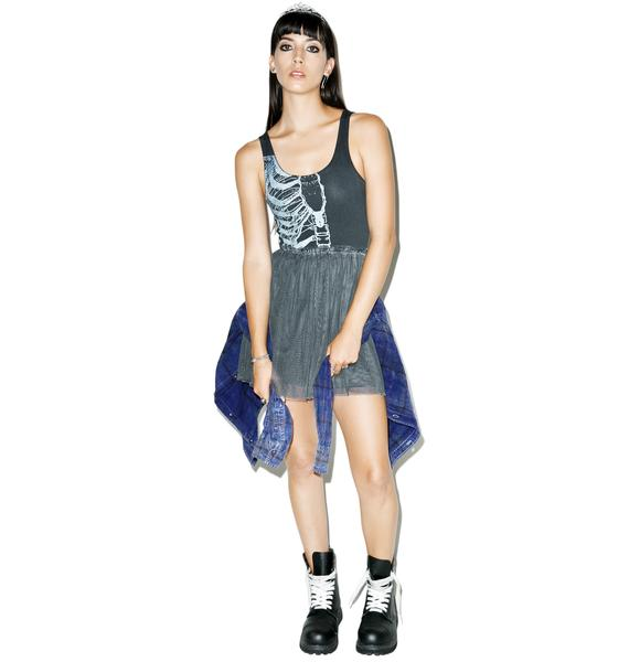 Iron Fist Wishbone Tank Dress