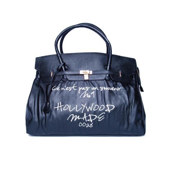Hollywood Made UC Drawing Tote Bag