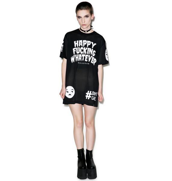 Killstar Happy T-Shirt