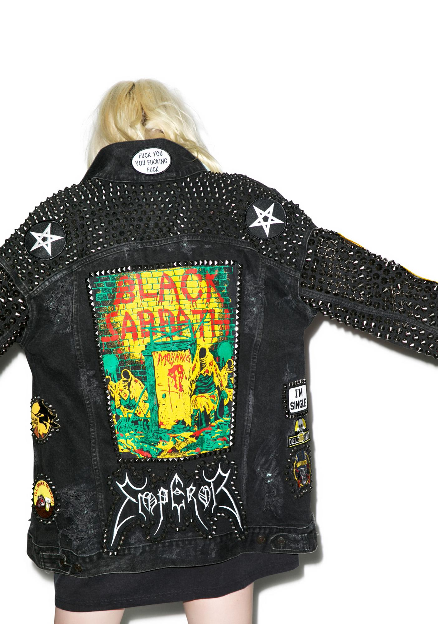 Hazmat Design Sabbath Bloody Jacket