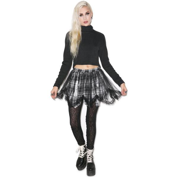 Playtime Plaid Skirt