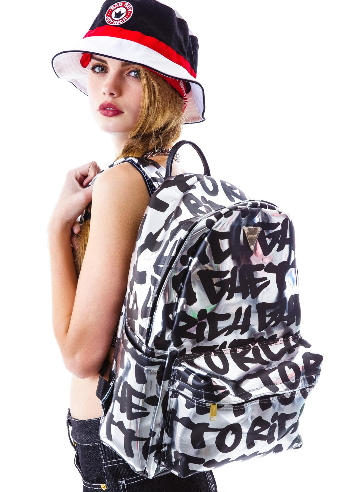 Joyrich Ghetto Graffiti Backpack