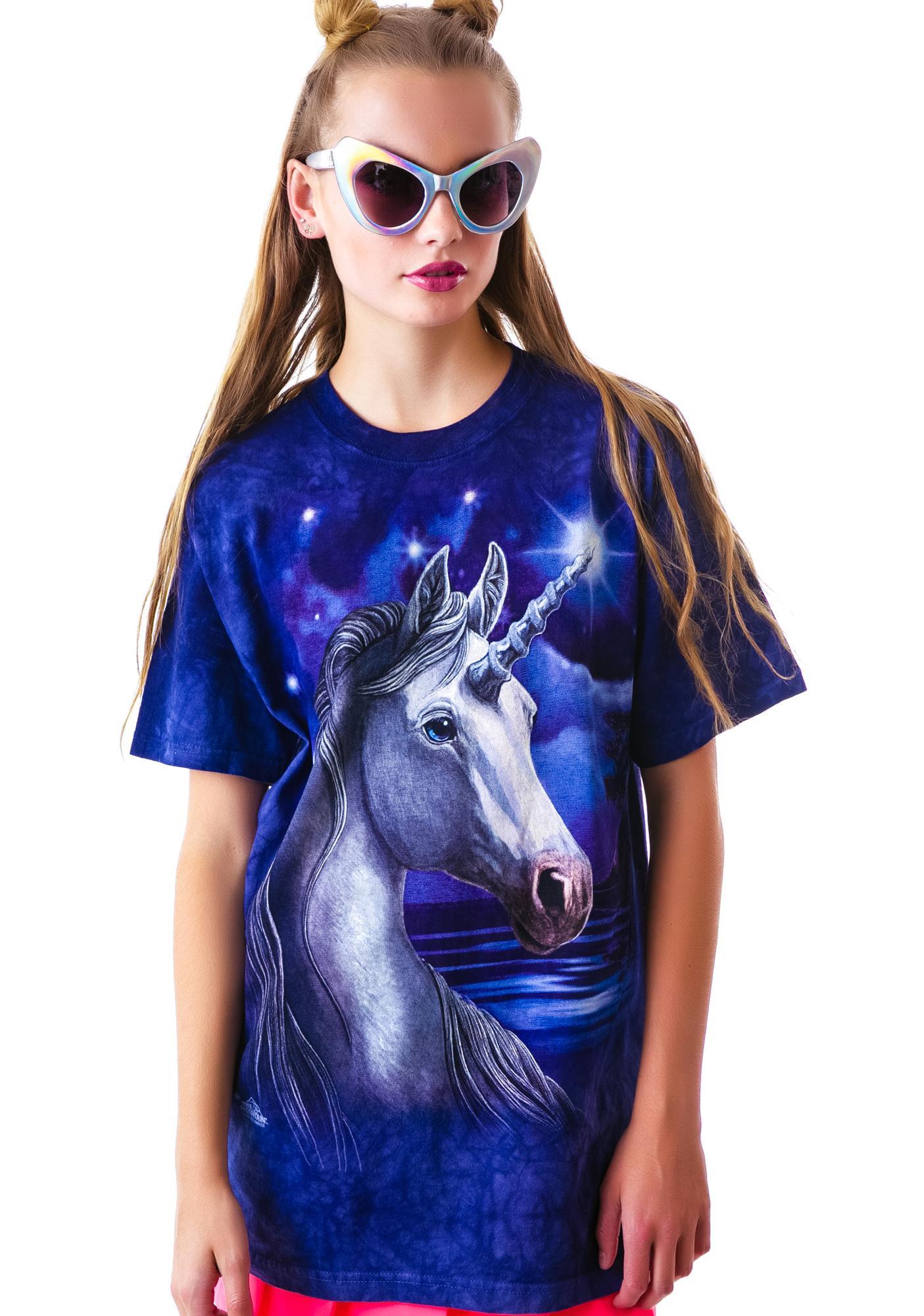 Unicorn Night Tee