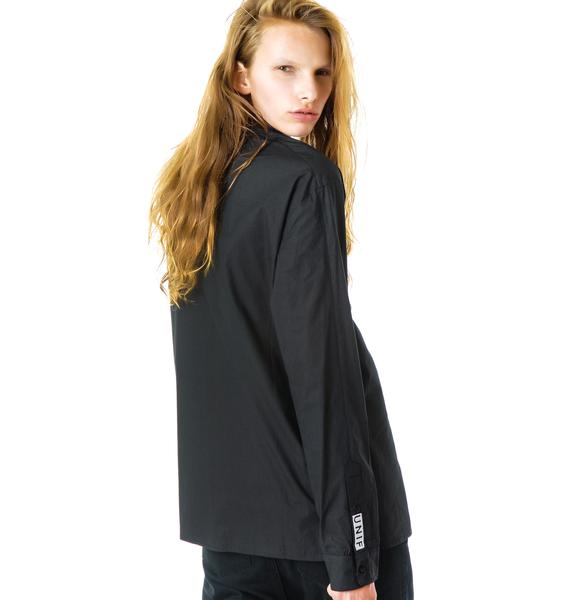 UNIF Secret Button Up Shirt