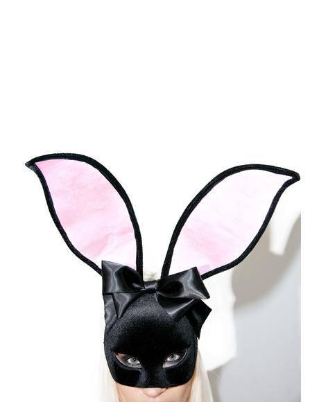 Velvet Rascal Rabbit Mask