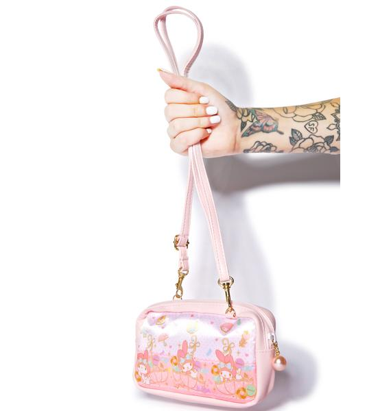 Sanrio My Melody Cookie Shoulder Pouch