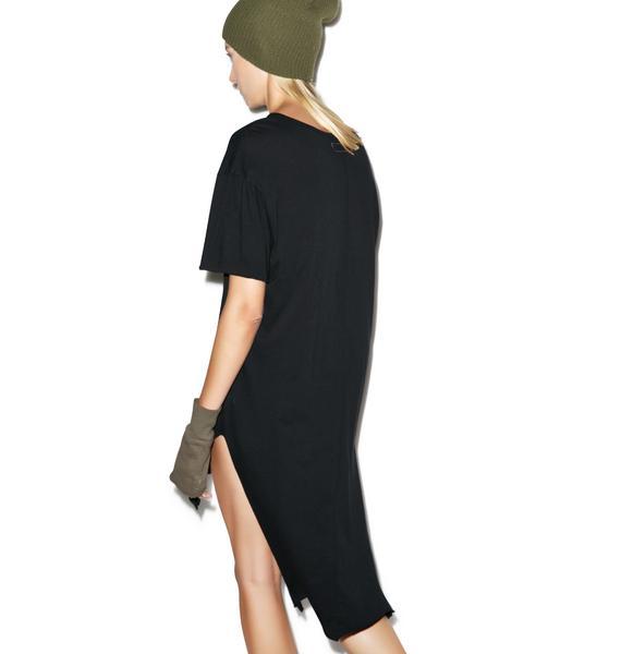 Knomadik Trail Tee Shirt Dress