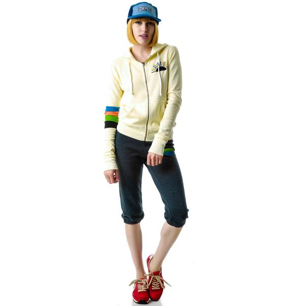 Day By Day Sunshine Zip Up