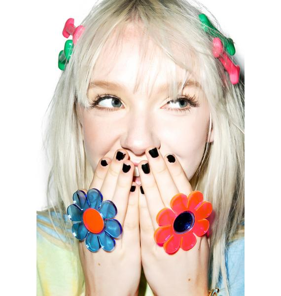 Marina Fini Flower Power Ring