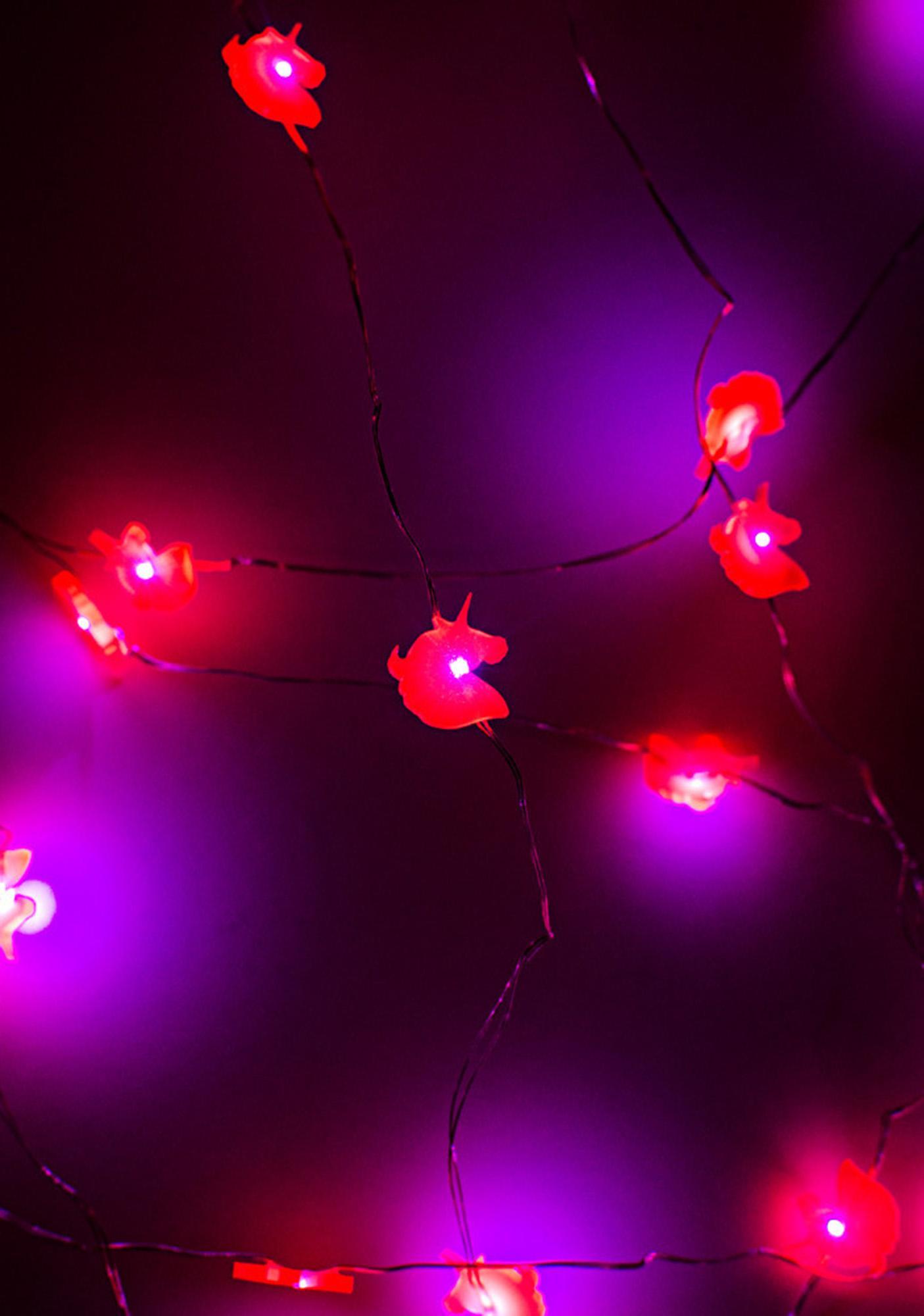 My Lil' Unicorn Lights