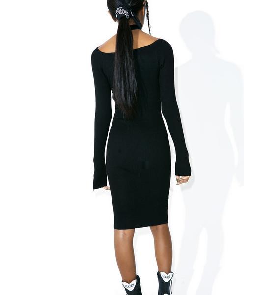 Fever Sweater Dress