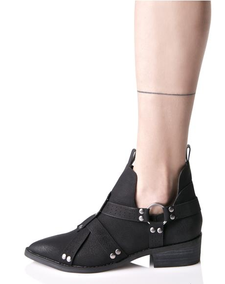 Knox Cut-Out Boots