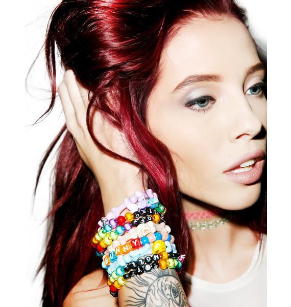 White Girl Wasted Bracelet