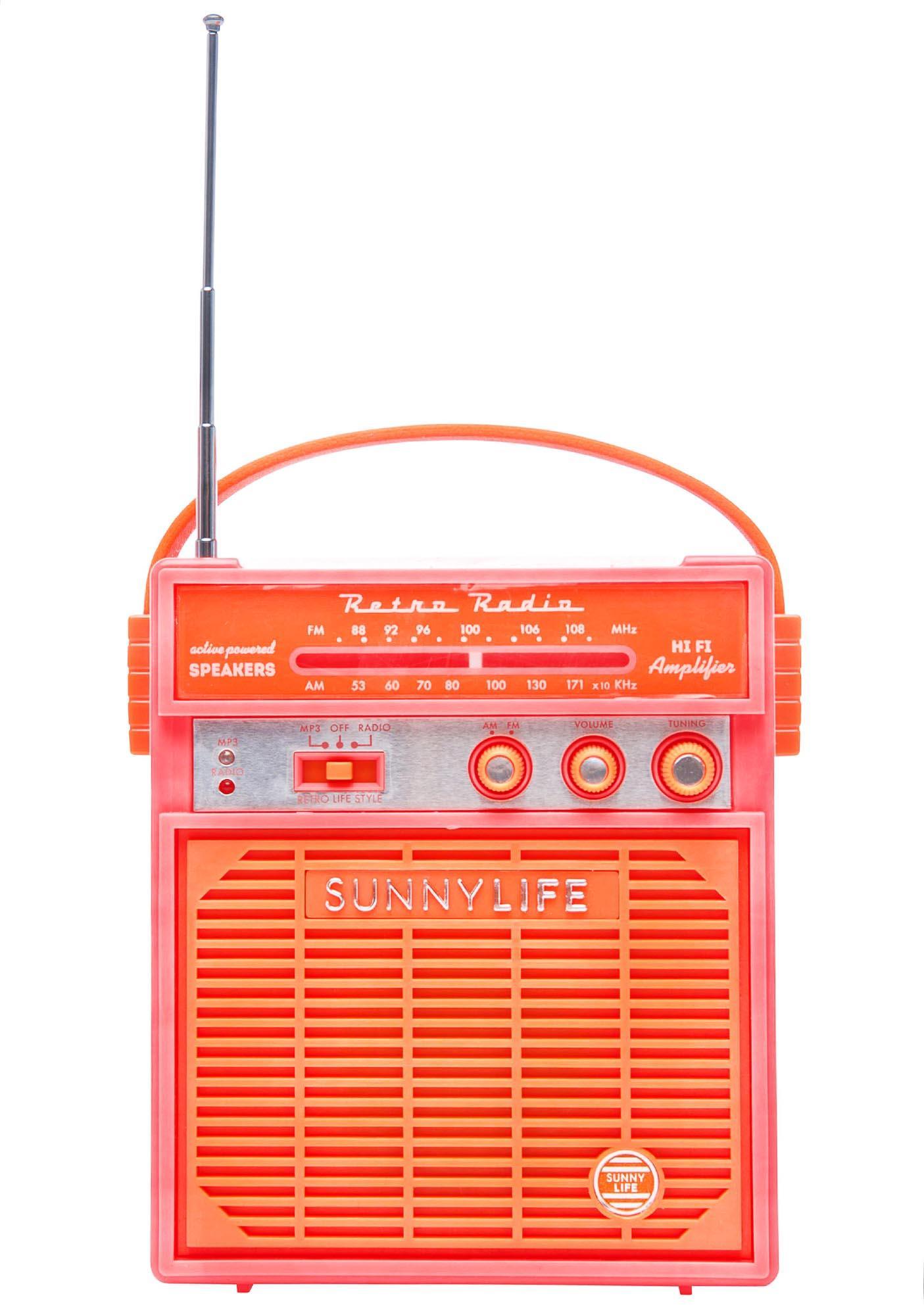 Good Vibrationz Portable Speaker