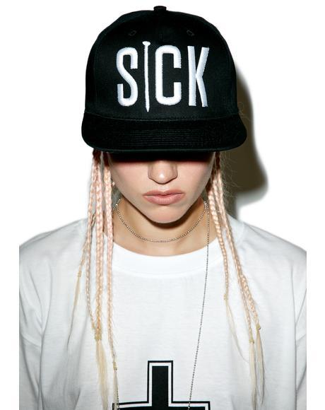 Sick Girl Nail Cap