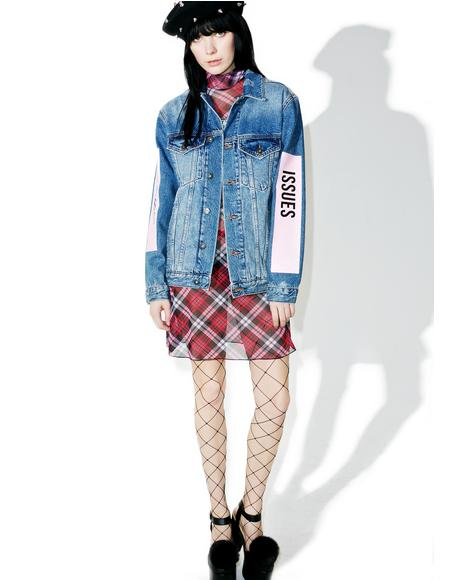 Complex Denim Jacket