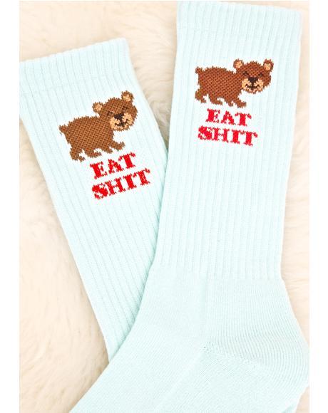 Bear Cute Sock