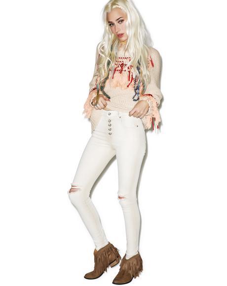 Maggie Stretch Monaroe Skinny Jean