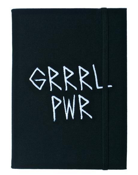 Grrrl Pwr Journal