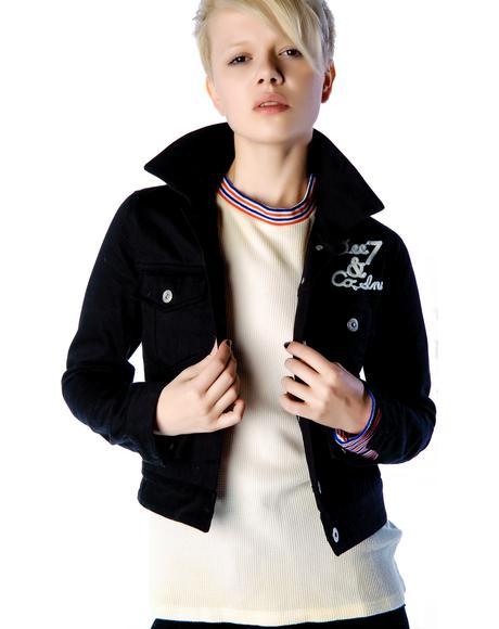 LV Needle Jacket