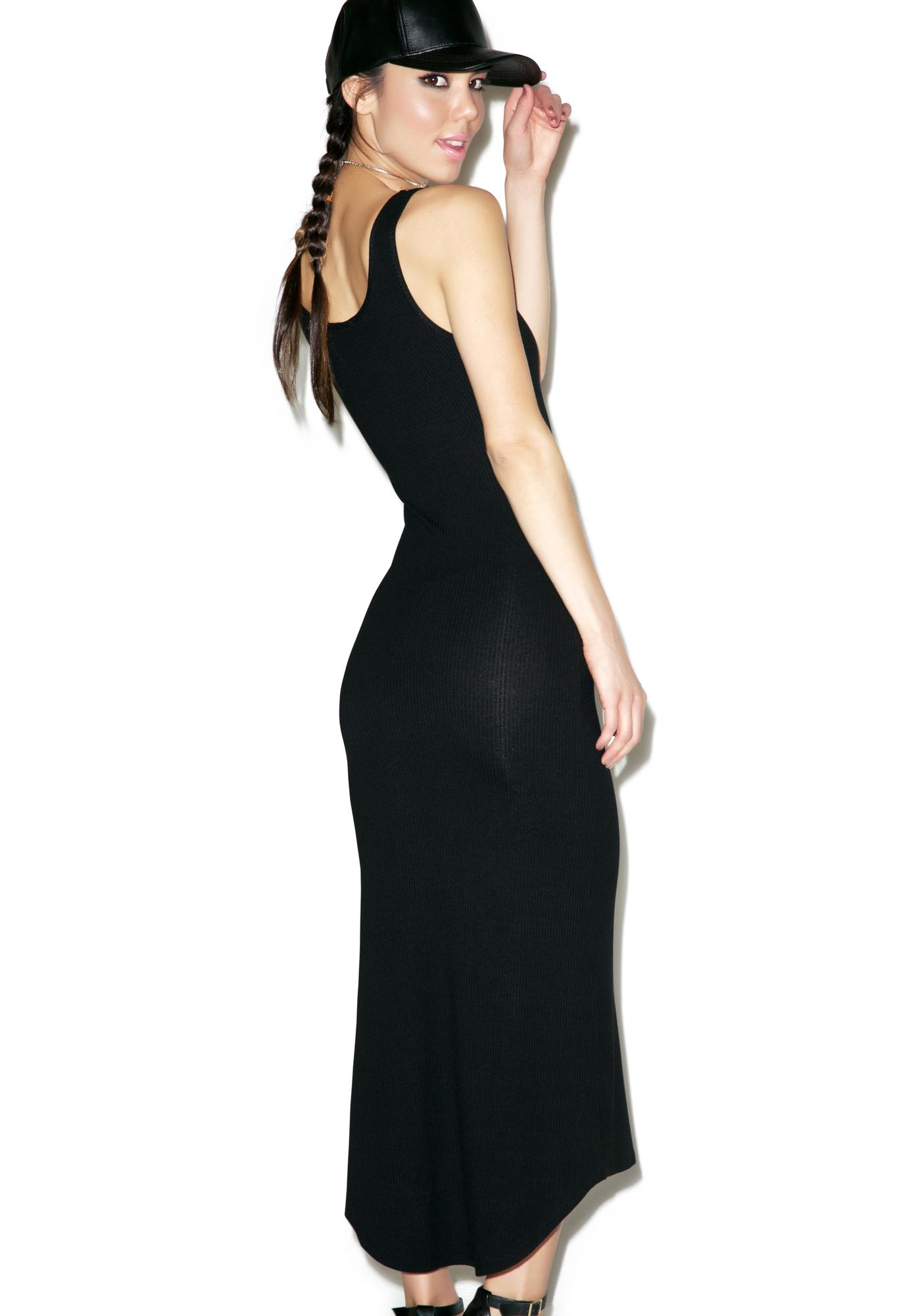 Body Party Maxi Dress