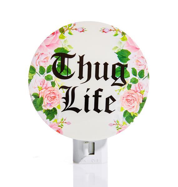 Thug Life Night Light