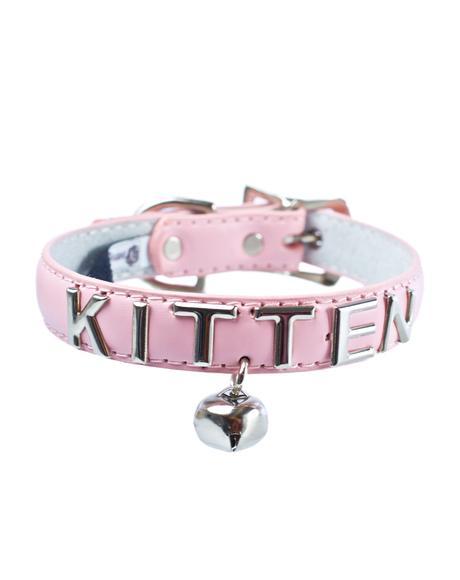 Beloved Kitten Bell Collar