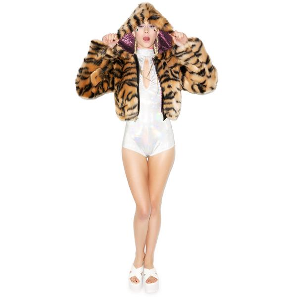J Valentine Bengal Tiger Jacket