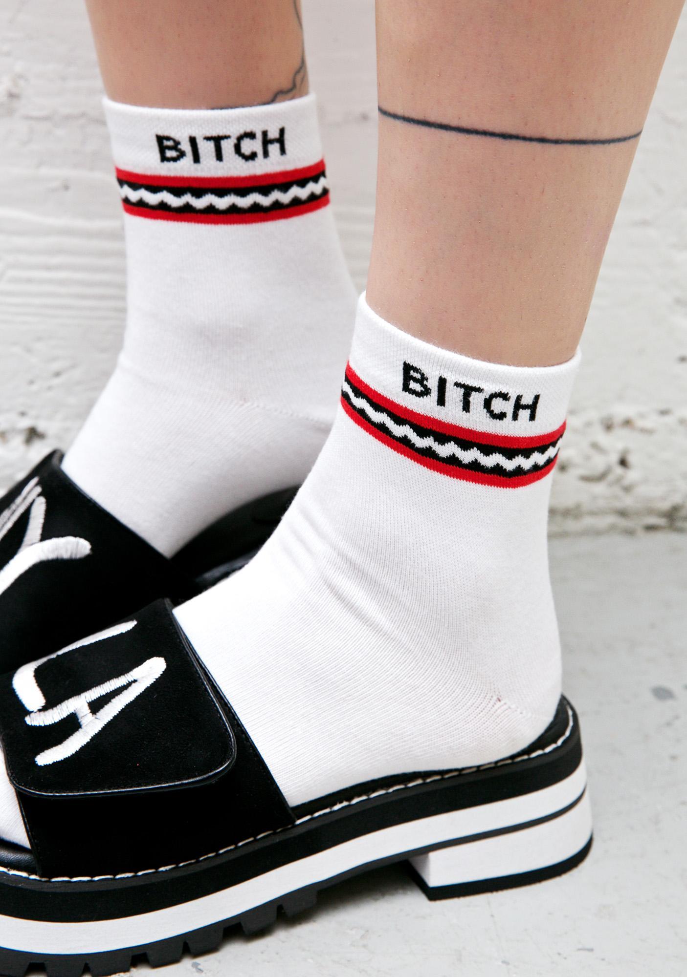 Bitch Socks