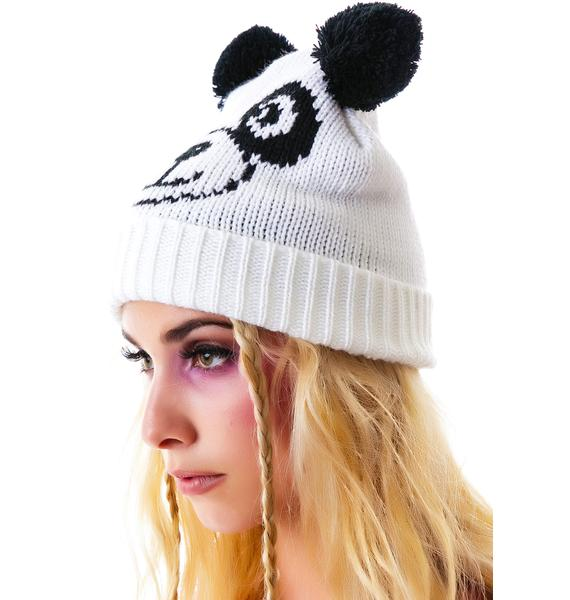 Pandamonium Knit Hat
