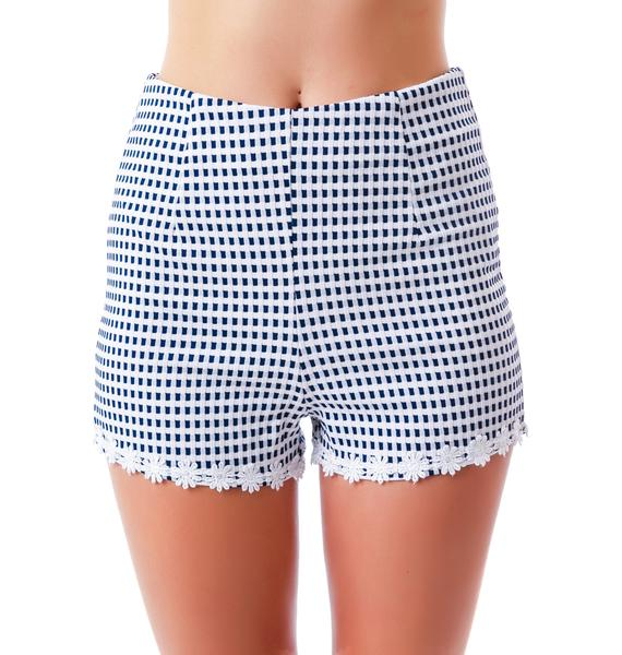 Mink Pink Teenage Dream Shorts