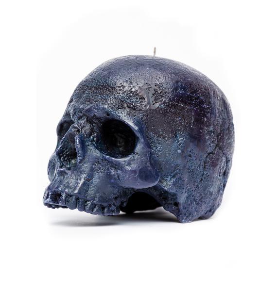 Insight Liujiang Skull Candle