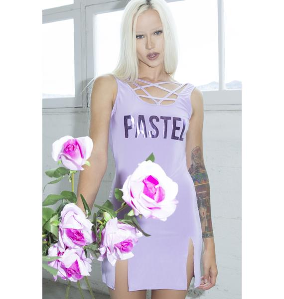 The Pastel Goth Dress