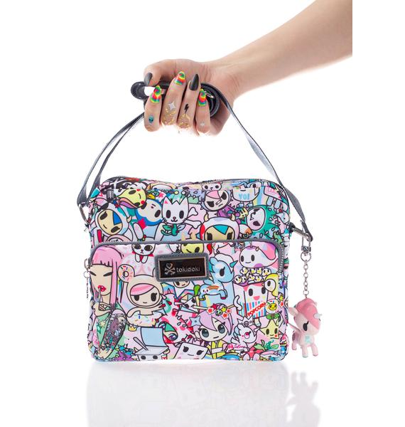 Tokidoki Spring Dreams Pastel Crossbody