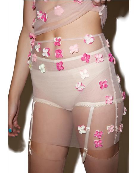 Flower Bomb Skirt