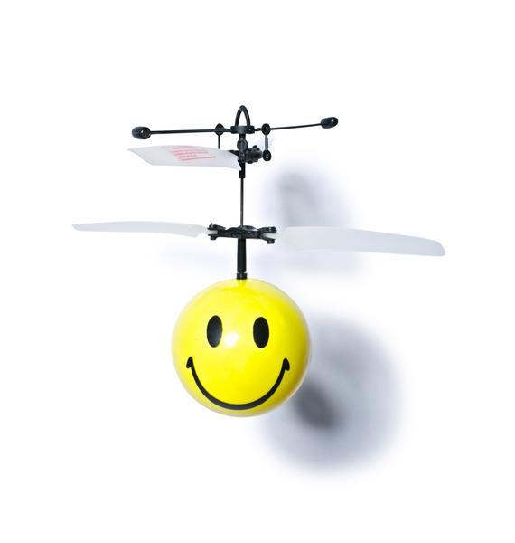 Mr. Smiles Mini Flyer